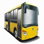 Bus à 100 m