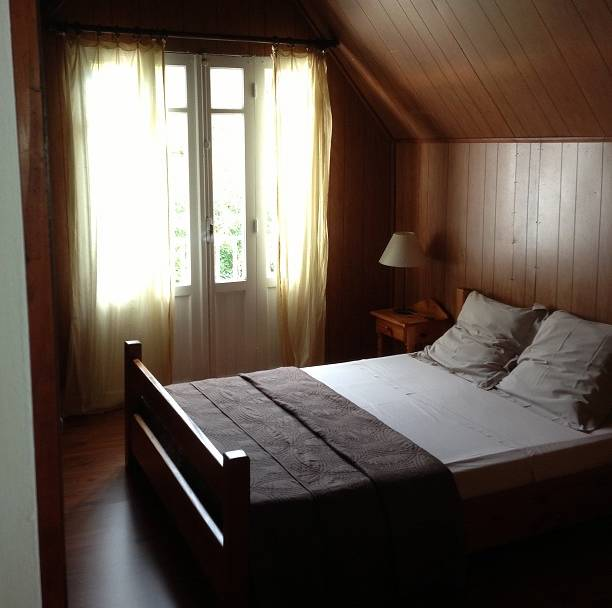 Chambre 1 de la Villa Vanille chez Côté Cannelle