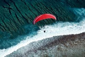 Parapente à la Réunion 974