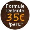 Formule Détente : Spa et Hammam