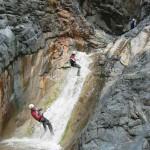 Canyoning à la Réunion 974