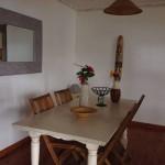 Salle à Manger Villa Bambou