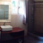 Salle d'Eau de la Villa Bambou